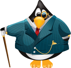 Breaking Games Tycoon Penguin